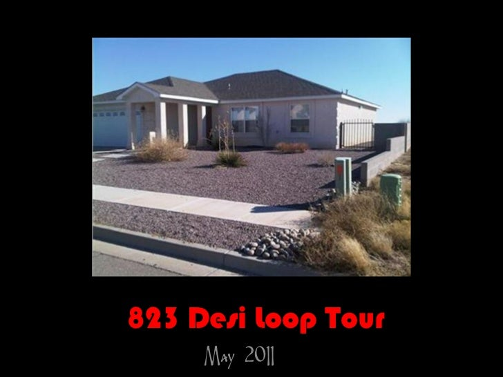 823 Desi Loop Tour     May 2011