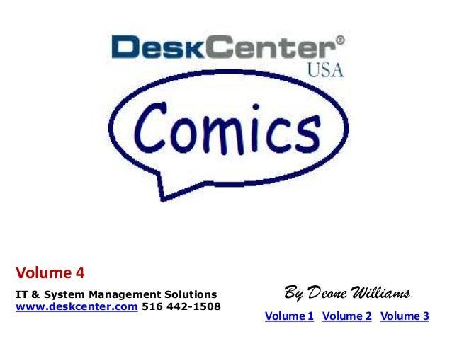 DeskCenter IT Comics Volume 4