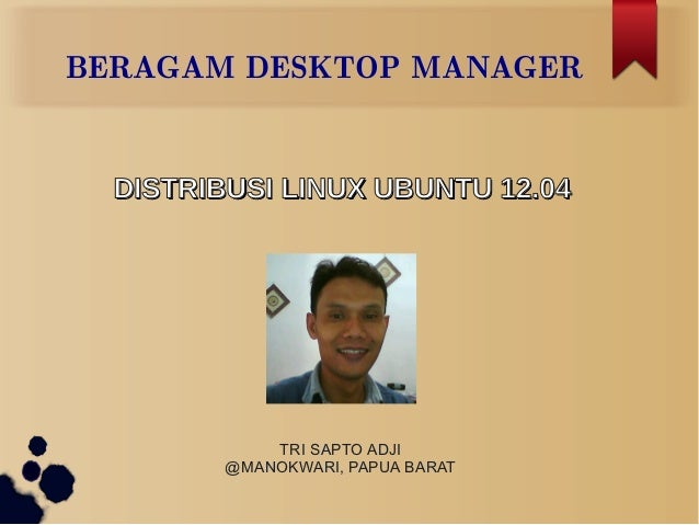 Desktop manager di Linux