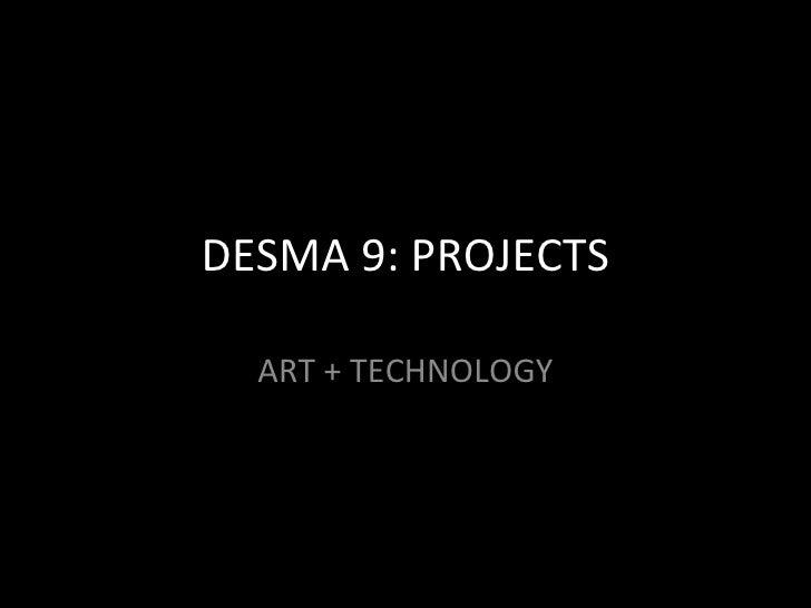 Desma9 f 2009
