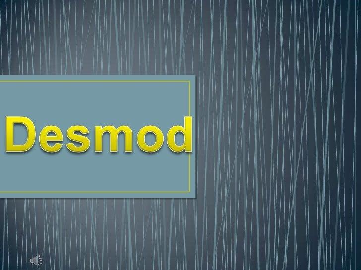 Desmod<br />