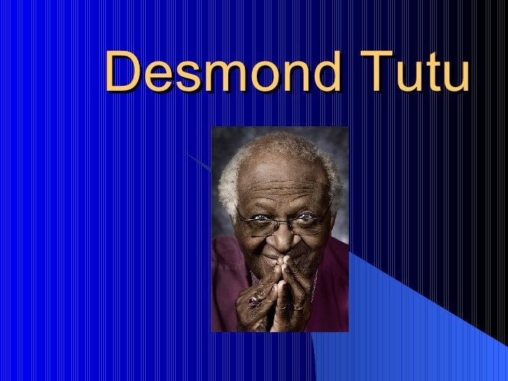 Desmond Tutupowerpoint