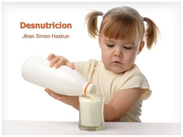 DesnutricionJihan Simon Hasbun