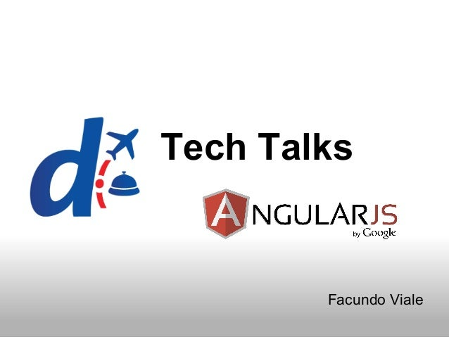 Tech Talks  Facundo Viale
