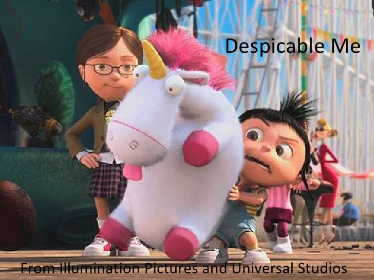 Despicable Me<br />From Illumination Pictures and Universal Studios<br />