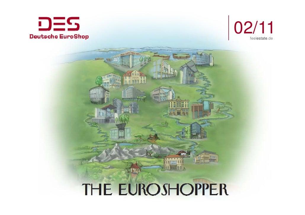 Deutsche EuroShop | Company Presentation | 02/11