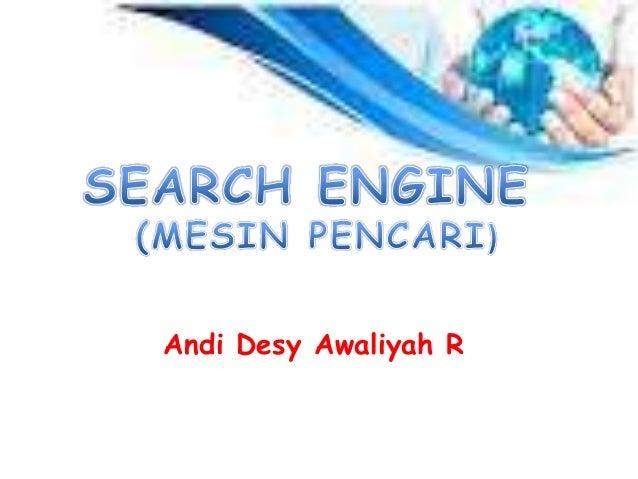 Andi Desy Awaliyah R