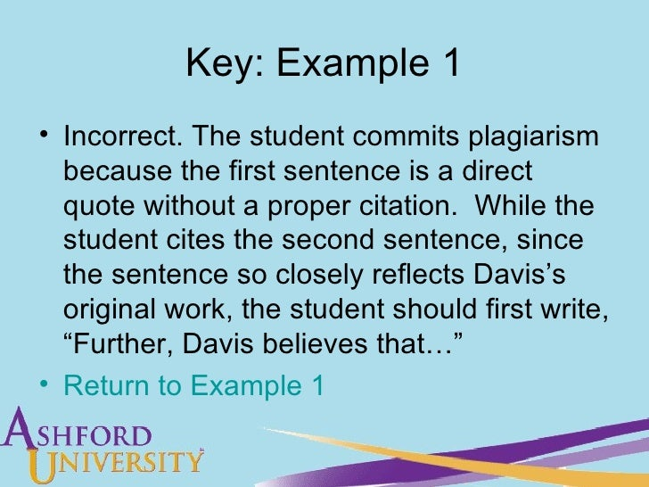 Why do students commit plagiarism