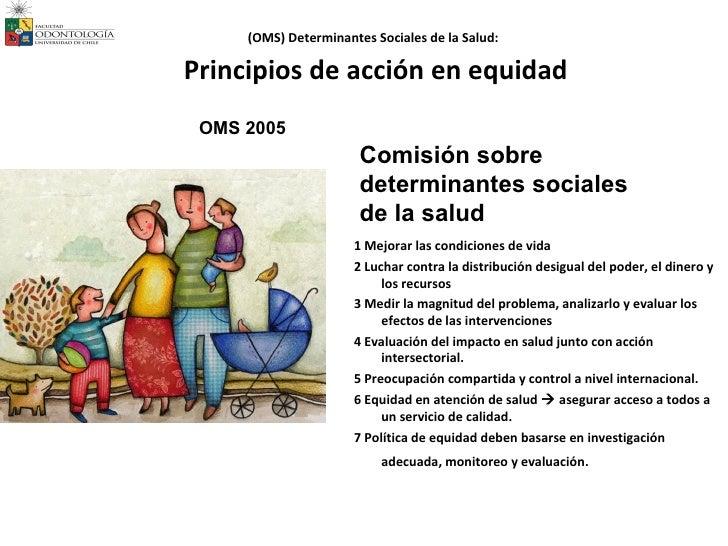 Los Determinantes Sociales de la Salud