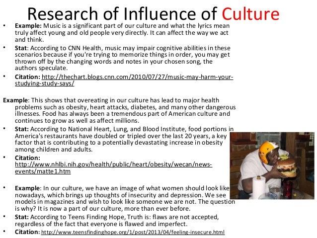 Determinants of culture