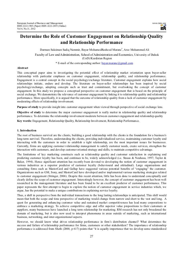 European Journal of Business and Management                                                                        www.iis...