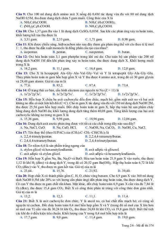 thi thu truc tuyen mon hoa nam 2013 trang 2