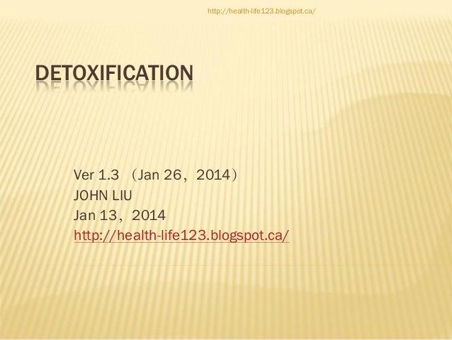 Detoxic eng