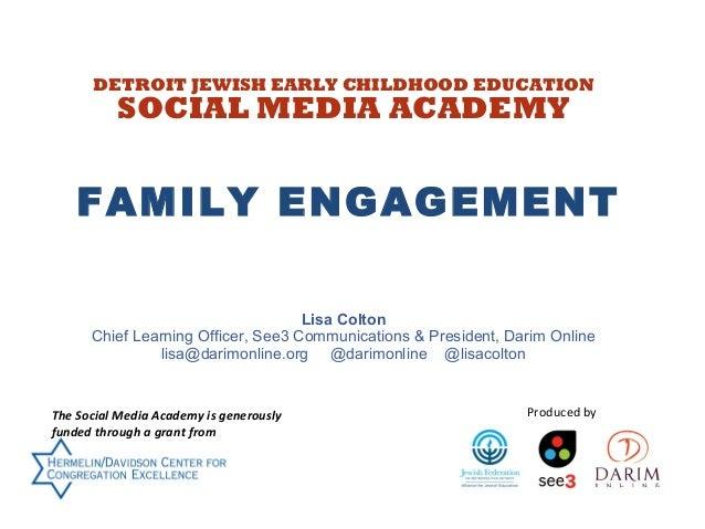 Detroit family engagement