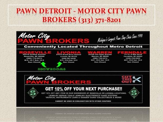 detroit pawn shop
