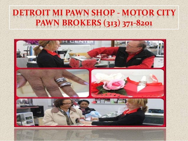 detroit pawn shop