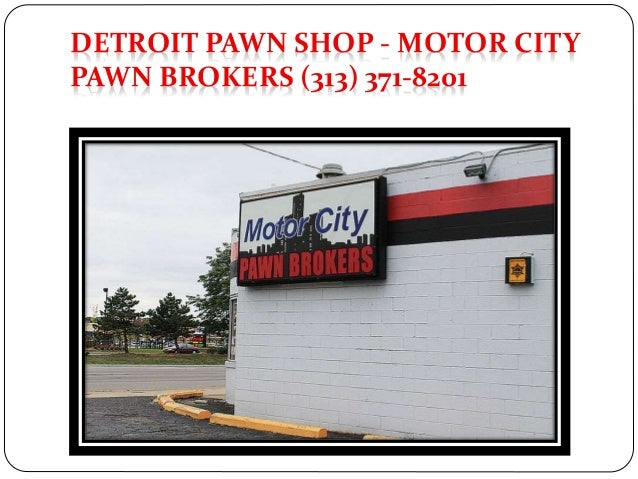 pawn shop detroit