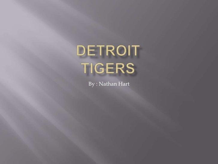Detroit tigers powerpoint