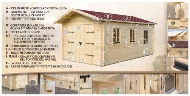 Garage in legno, garage prefabbricati, box auto in legno, qualità dei…