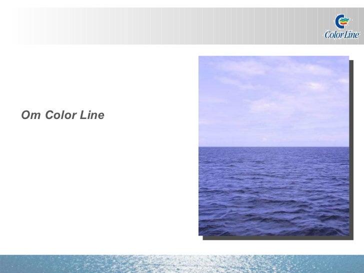 Om Color Line