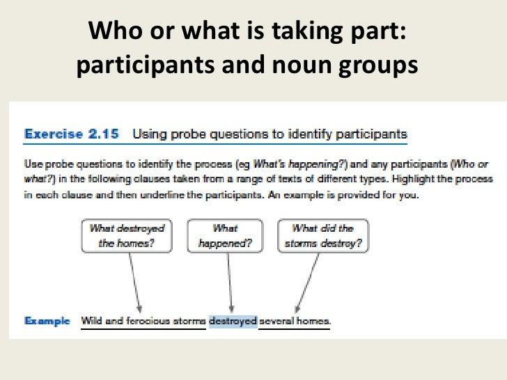 Noun groups academic writing