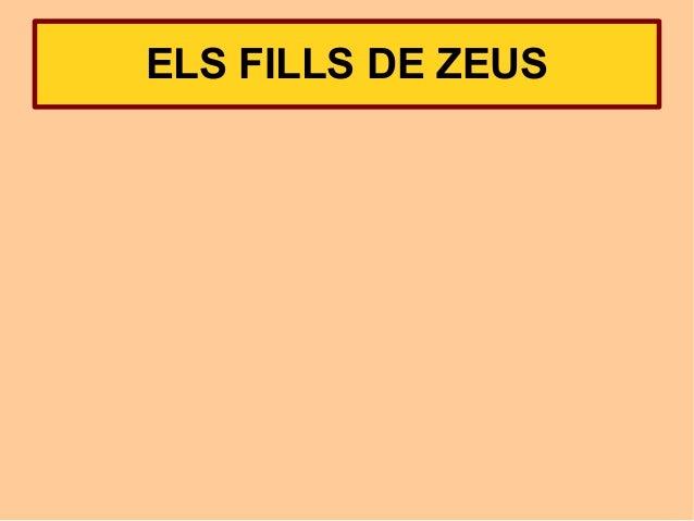 ELS FILLS DE ZEUS