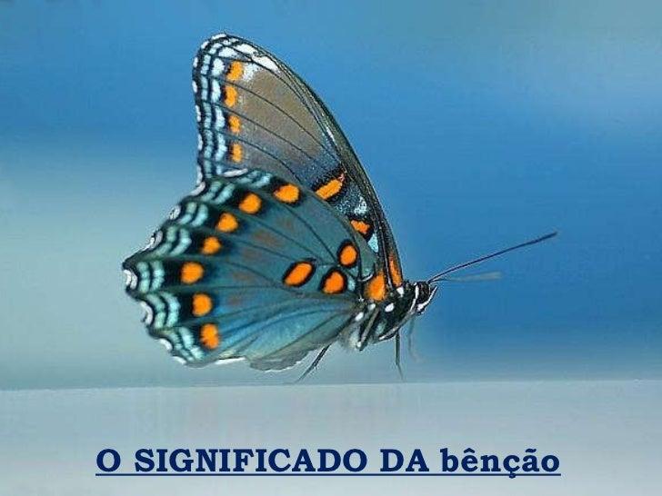 A mi Manera Frank  Pourcel O SIGNIFICADO DA bênção