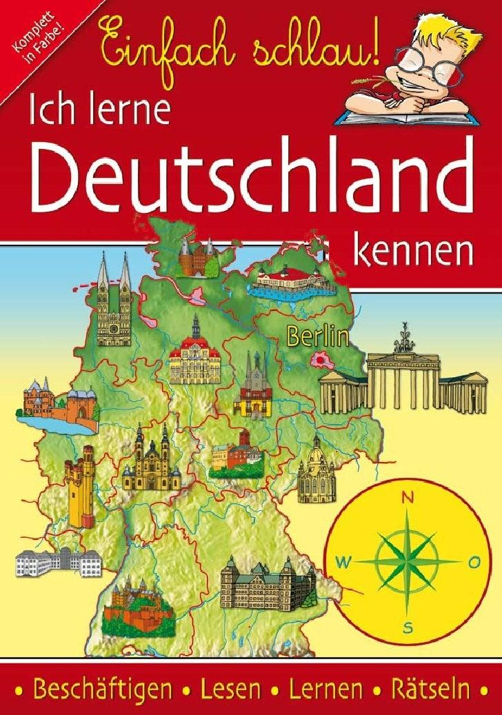 Deutschland                    Wir zeigen dir Deutschland!    Kommst du mit auf eine abwechslungsreiche Reise durch Deutsc...
