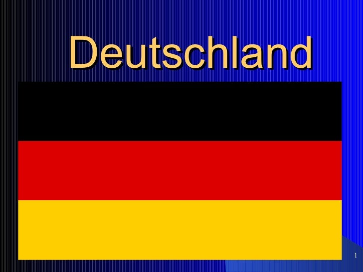 Deutschland              1