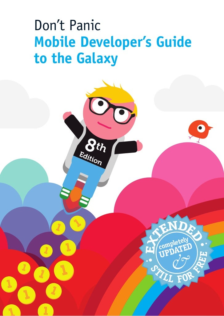 Developers Guide To The Galaxy 8th edition
