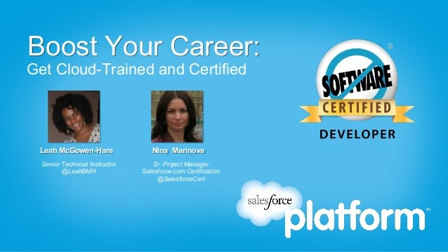 Boost Your Career: Get Cloud-Trained and Certified