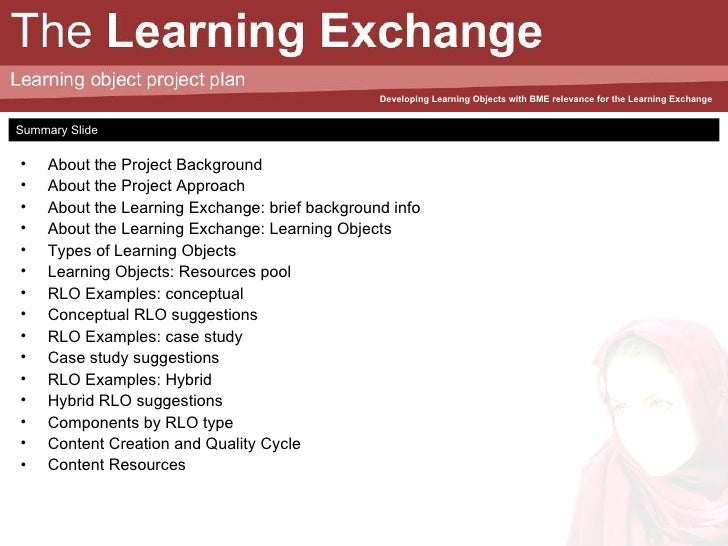 Summary Slide <ul><li>About the Project Background </li></ul><ul><li>About the Project Approach </li></ul><ul><li>About th...