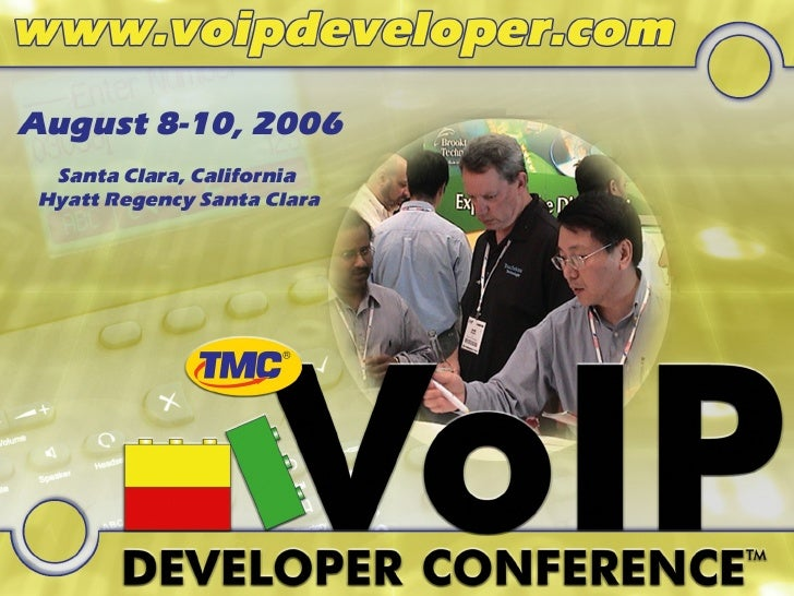 Developing with VoiceXML Building a Video Conference Application