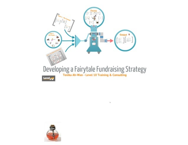 Developing a fairytale fundraising strategy