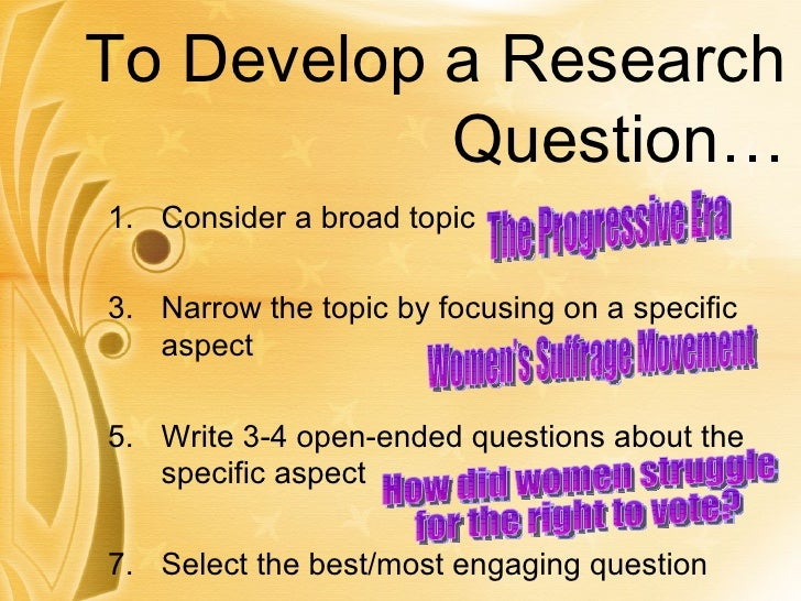 what makes a good dissertation question A thesis statement presents the position that you intend to argue within your paper, whereas a research question indicates your direction of inquiry in your research.