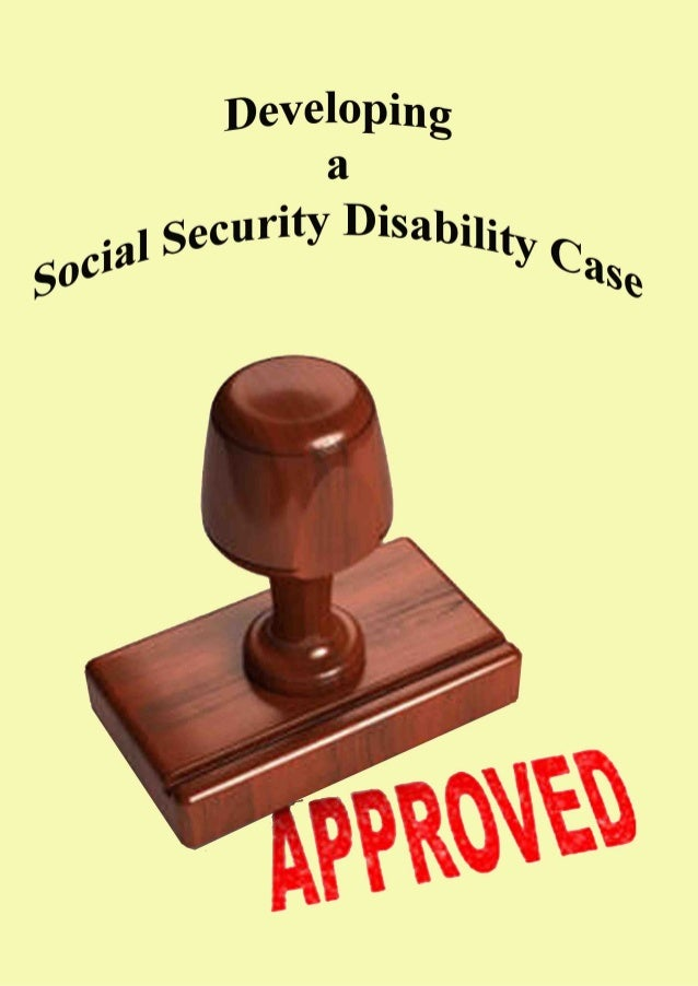 http://www.mosmedicalrecordreview.com/18006702809 Developing a Social Security Disab...