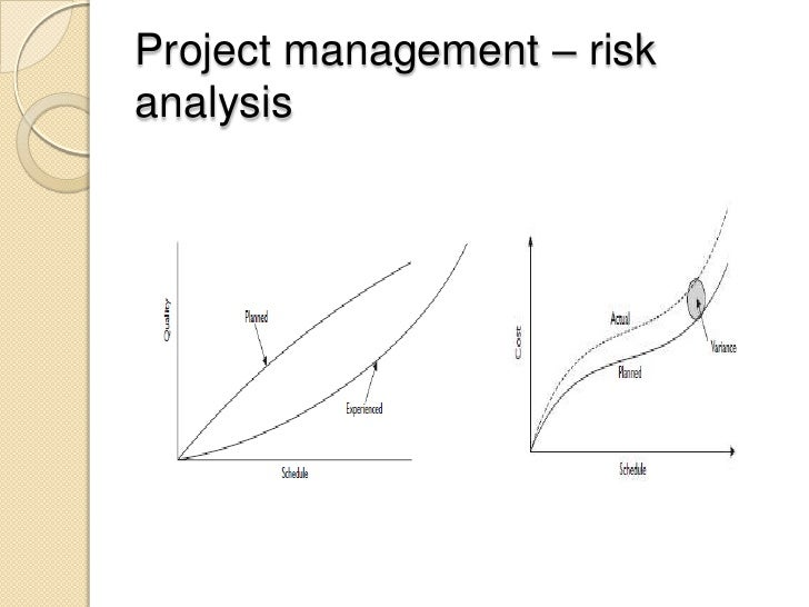 Risk analysis business plan