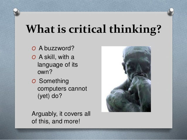 How do critical thinking and decision-making skills come into play