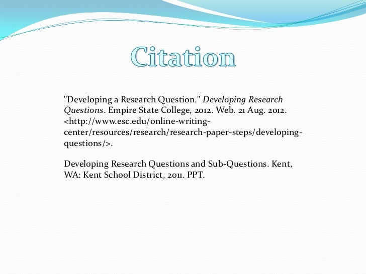 questions for a research paper on a person Research questions help writers focus their research by providing a path through the research and writing process the specificity of a well-developed research question helps writers avoid the all-about paper and work toward supporting a specific, arguable thesis.