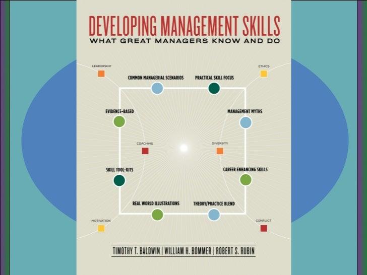 Developing ManagementSkills2