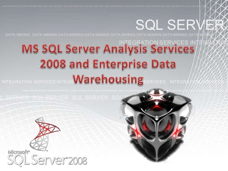SSAS R2 and SharePoint 2010 – Business Intelligence