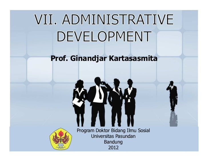Development Administration chapter 7 (UNPAS 2012)