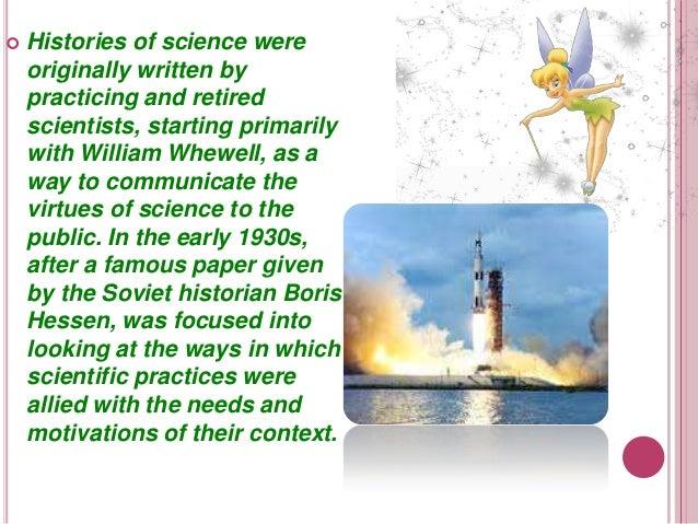 essay on scientific development