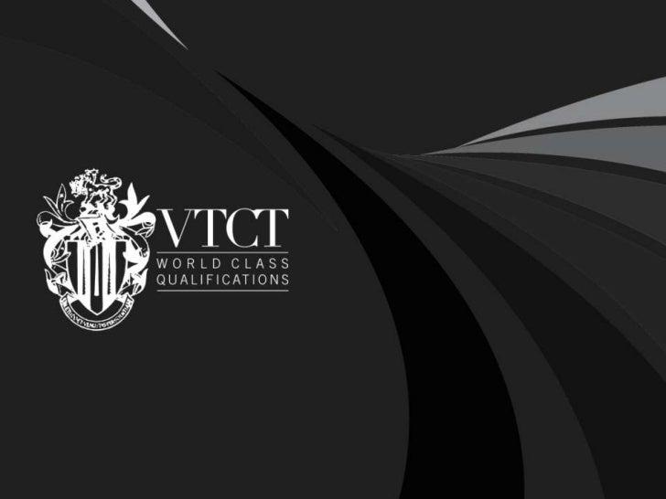 VTCT EV Standardisation - Time For Change