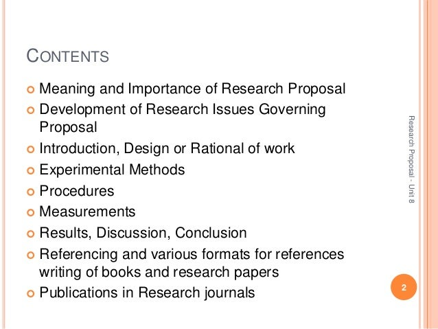 Examples Of Phd Research Proposal