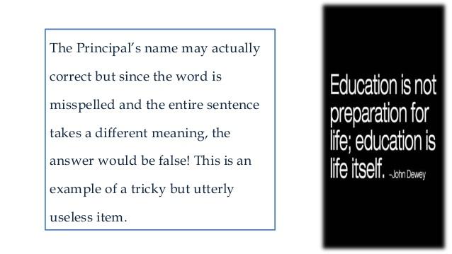 Which Statement About Essay Writers Is True