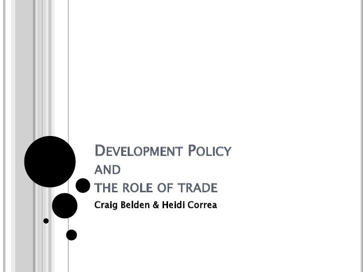 Development Policy