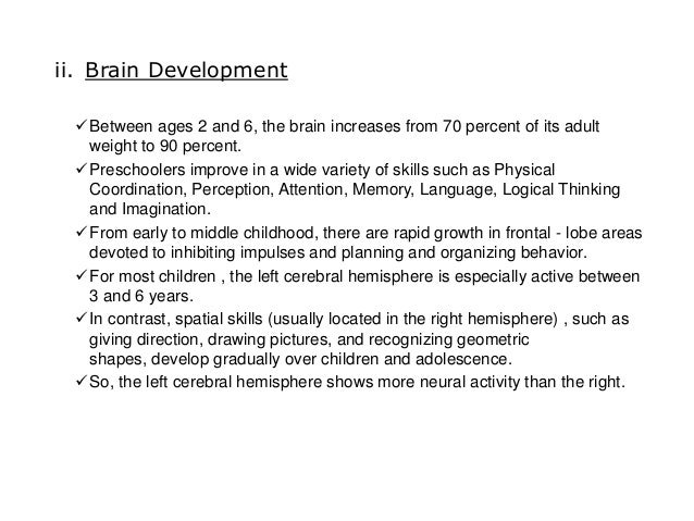 psychological development in early childhood Prenatal development & psychology: stages & abnormal development  one of the hallmarks of physical development in early childhood is the great increase in balance anyone who's ever seen an.