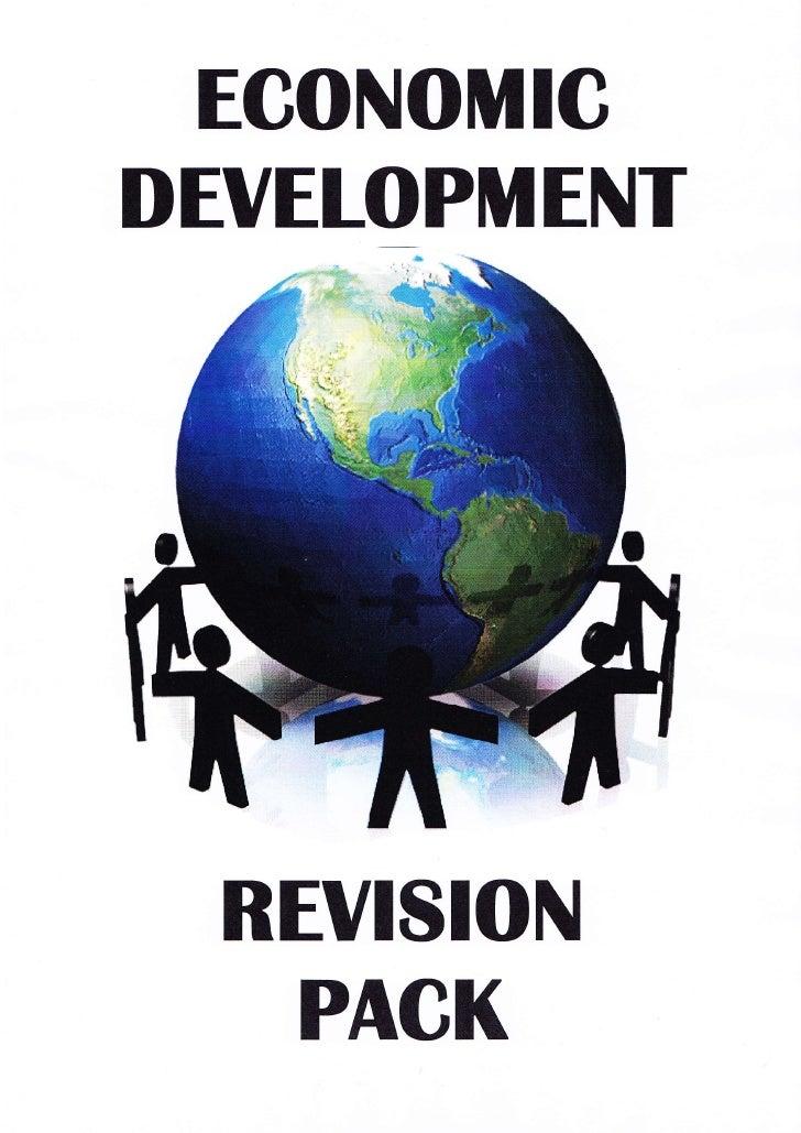 Development Revision Pack 2012