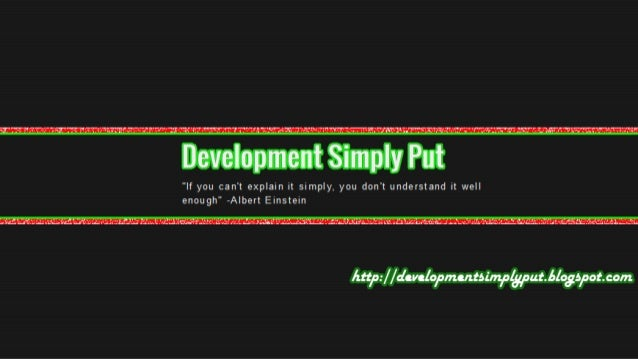 [Development Simply Put] How To Sell Your Work And Get Paid